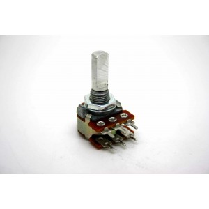ORIGINAL FENDER POTENTIOMETER DUAL 1M 1MEG GAIN POT FOR THE TWIN - 0026046000