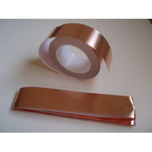 4 Mt x 30mm COPPER FOIL FOR...