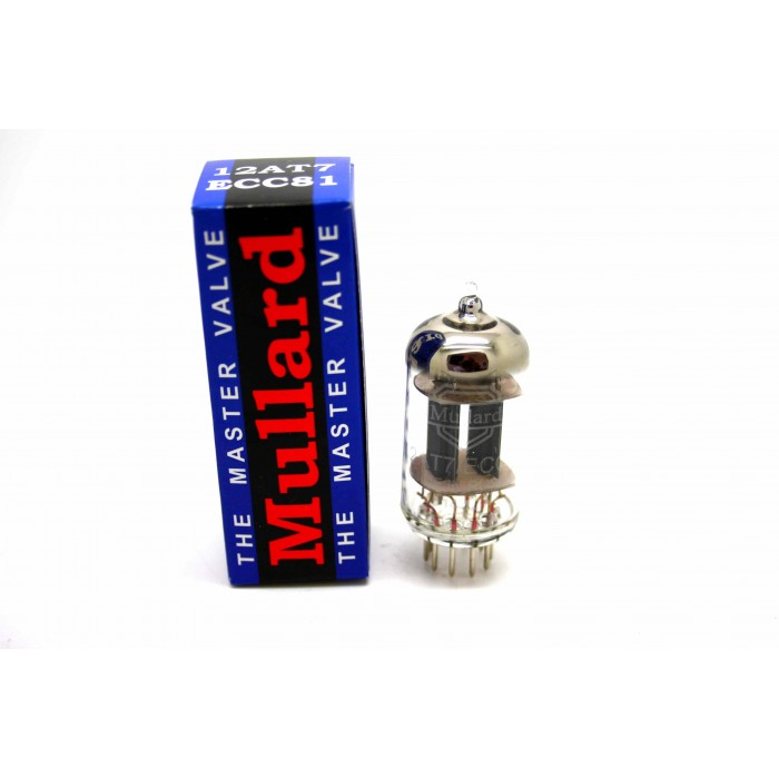 MULLARD 12AT7 - ECC81 REISSUE VACUUM TUBE AMP - VAKUUMVENTIL