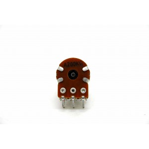 ORIGINAL DUAL POTENTIOMETER VOX A200K FOR NIGHT TRAIN HEAD NT15C1 AND NT15H-G2