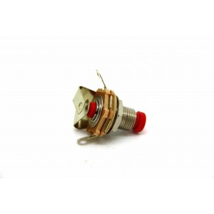 SWITCHCRAFT RED PUSHBUTTON KILLSWITCH FOR TOM MORELLO JACK WHITE BUCKETHEAD SOUND!