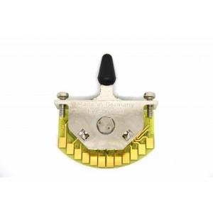 MEGASWITCH SCHALLER MODEL M 5 WAY FOR GUITAR