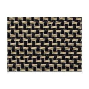 "ORIGINAL MARSHALL BLACK-CREAM (SALT & PEPPER) GRILL CLOTH - 36 ""x 32"""