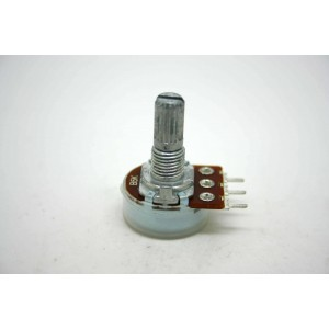 MINI POTENTIOMETER ALPHA B5K 5K 16mm LINEARE PC-MONTAGE