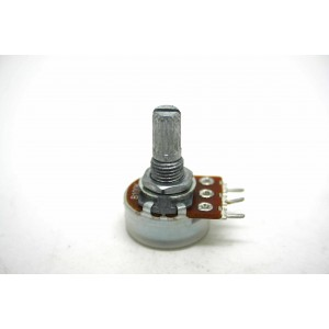 MINI POTENTIOMETER ALPHA B100K 100K 16mm LINEAR PC MOUNT