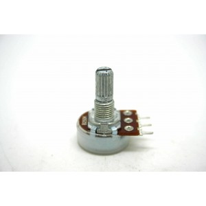 MINI POTENTIOMETER ALPHA B250K 250K 16mm LINEARE PC-MONTAGE