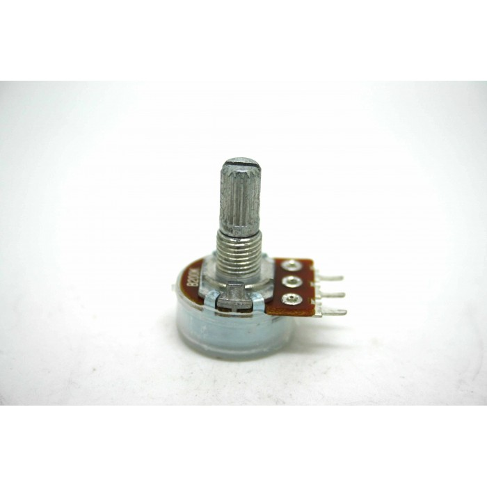 MINI POTENTIOMETER ALPHA B200K 200K 16mm LINEAR PC MOUNT
