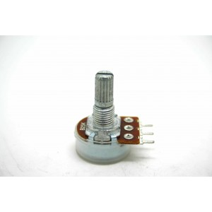 MINI POTENTIOMETER ALPHA B25K 25K 16mm LINEARE PC-MONTAGE