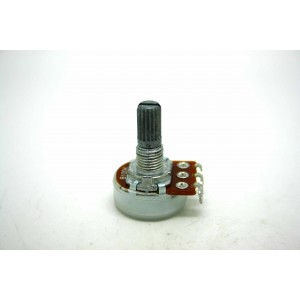 MINI POTENTIOMETER ALPHA B100K 100K 16mm LINEAR SOLDER LUGS