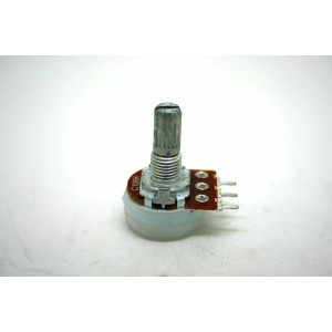 MINI POTENTIOMETER ALPHA C100K 100K 16mm REVERSE LOG PC MOUNT
