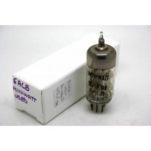 USED MINIWATT EAA91 6AL5 CV283 VACUUM TUBE HICKOK TV-7D / U TEST