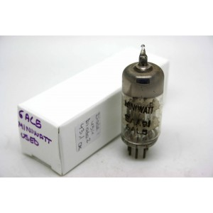 USED MINIWATT EAA91 6AL5 CV283 VACUUM TUBE HICKOK TV-7D/U TEST