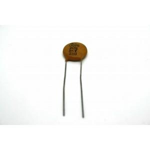 Kondensator CRL 0,0025 uF, 0,0025 uF 3 kV Z5U
