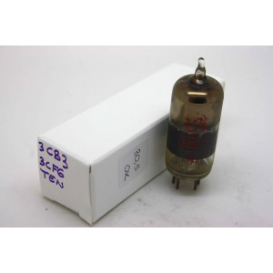 TEN 3CB6 3CF6 VACUUM TUBE HICKOK TV-7D/U TEST