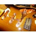 4 MT x 30mm GUITAR SHIELDING PICKUP COPPER FOIL EMI - CINTA DE COBRE PARA APANTALLAR TU GUITARRA