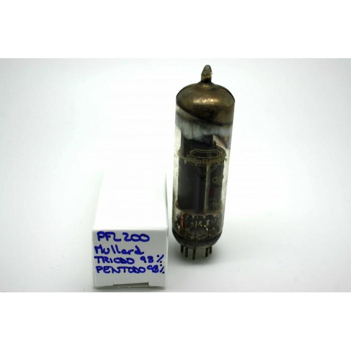 MULLARD PFL200 16Y9 VACUUM TUBE - MICROTRACER TEST!