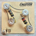 4-KNOB PREWIRED KIT FOR PRS GUITARS