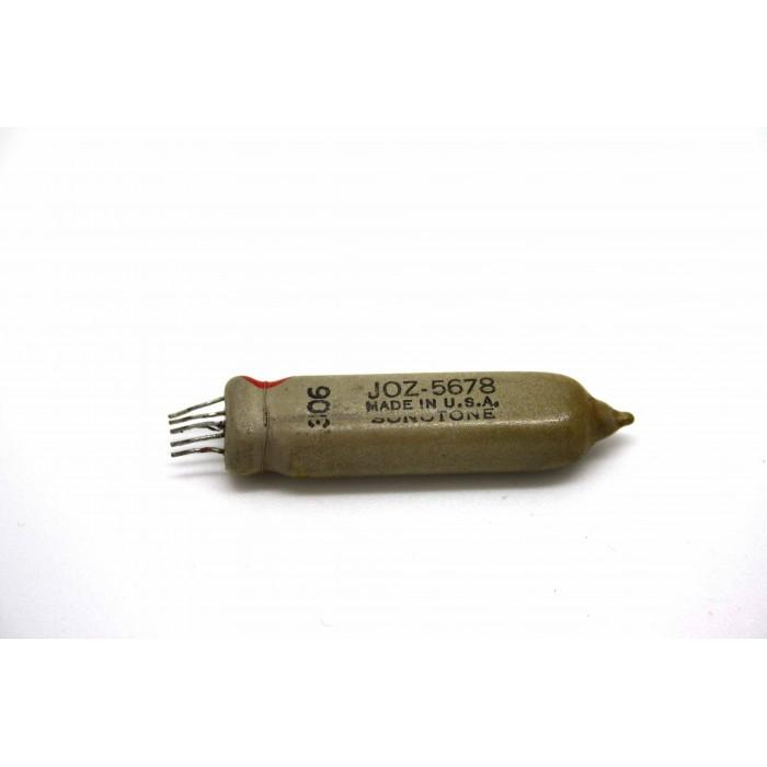 SONOTONE JOZ-5678 CV2254 VACUUM TUBE