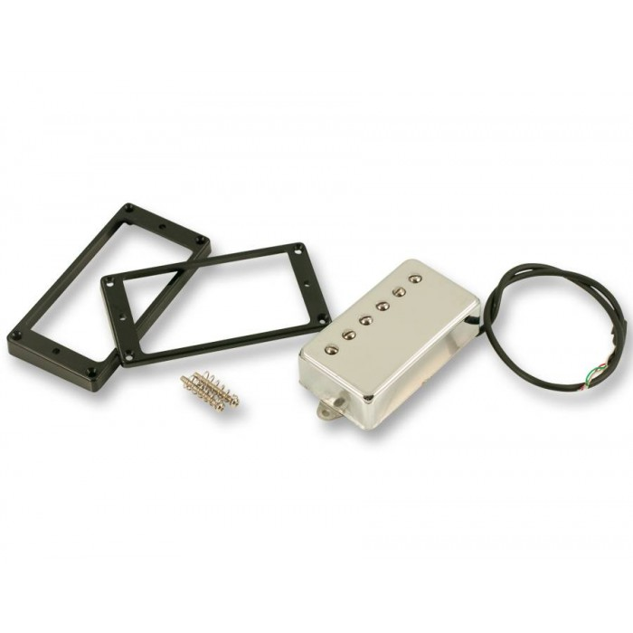 RORY GALLAGHER 1964 MELODY MAKER REPLACEMENT PICKUP - ALNICO 3 - CHROME COVER