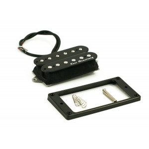 KENT ARMSTRONG HURRICANE - OEM PATENT APPLIED FOR STYLED HUMBUCKER - BLACK