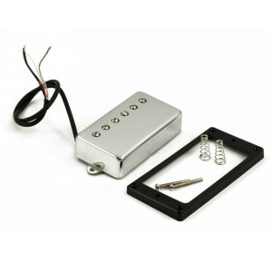KENT ARMSTRONG ROCKER - HOT ROD VINTAGE HUMBUCKER - CHROME