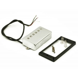 KENT ARMSTRONG SUPER ROCKER – HIGH OUTPUT HUMBUCKER - CHROME
