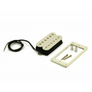 KENT ARMSTRONG SUPER ROCKER - HIGH OUTPUT HUMBUCKER - WHITE
