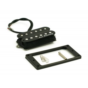 KENT ARMSTRONG TEMPEST - OEM DISTORTION HUMBUCKER - BLACK