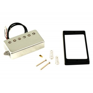 KENT ARMSTRONG GRINDER - HUMBUCKER DISTORTION PICKUP CHROME COVER