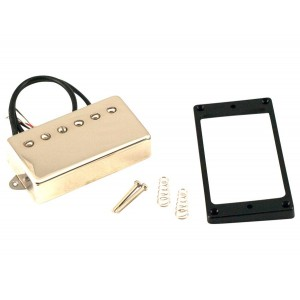 KENT ARMSTRONG GRINDER - HUMBUCKER DISTORTION PICKUP NICKEL COVER