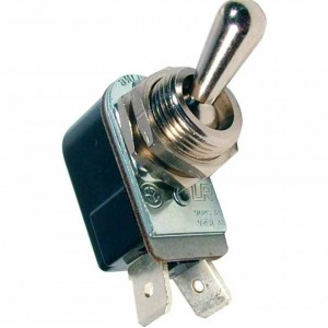 ORIGINAL FENDER CARLING TOGGLE SWITCH SPST POWER & STANDBY 2 POSITION 0036572000