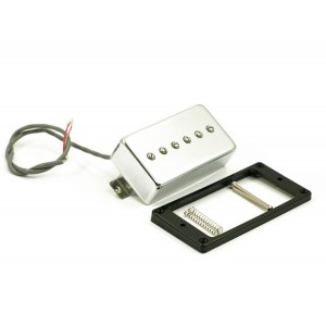 KENT ARMSTRONG RAG TOP - P90 (HUMBUCKER RETROFIT) VINTAGE - CHROME