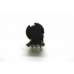 CTS 500K A500K DPDT PUSH-PULL SHORT SPLIT SHAFT BY MOJOTONE - 7% TOLERANCE!