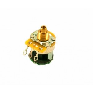 POTENTIOMETER FENDER 500K S-1 S1 SPLIT SHAFT SWITCH FOR AMERICAN DELUXE CABRONITA