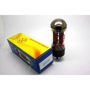 JJ ELECTRONICS GZ34 / 5AR4 RECTIFIER VACUUM TUBE