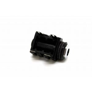 """ECHTE JACK CLIFF UK MONO VINTAGE STYLE GESCHALTET 1/4 """"6,35 mm mit Lötfahnen"""