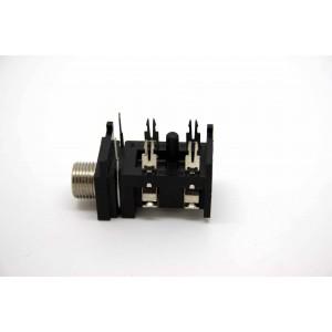 "PEAVEY 1/4"" 6.35mm STEREO INPUT JACK PC MOUNT TUBE AMP AMPLIFIER MOD.2"