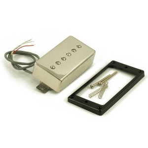 KENT ARMSTRONG RAG TOP - P90 (HUMBUCKER RETROFIT) VINTAGE - NICKEL