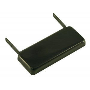 KENT ARMSTRONG SLIMBUCKER - JAZZ PICKUP - NECK MOUNT BLACK