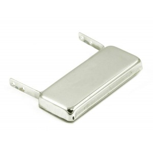 KENT ARMSTRONG SLIMBUCKER - JAZZ PICKUP - NECK MOUNT CHROME