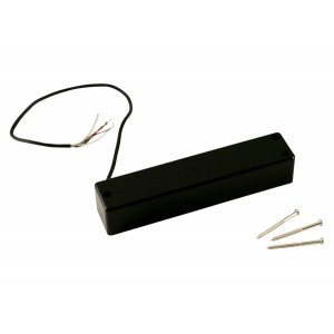 KENT ARMSTRONG CLAYMORE 6 - SOAPBAR BASS 6 STRING NECK PICKUP