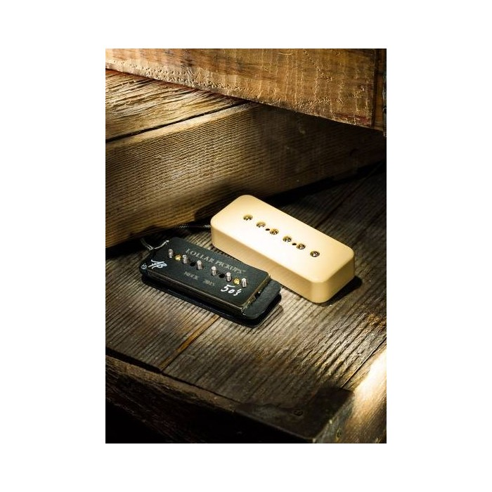 LOLLAR PICKUPS - 50er Jahre WIND P90 SOAP BAR PICKUP