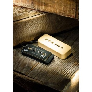 LOLLAR PICKUPS - 50s WIND P90 SOAP BAR PICKUP MATCHING SET