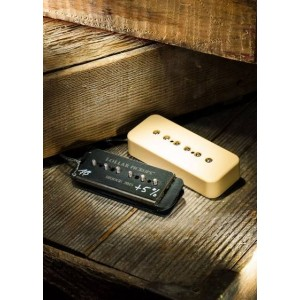 LOLLAR PICKUP - OVERWOUND P90 SOAP BAR BRIDGE PICKUP