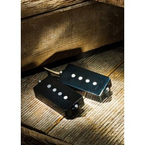 LOLLAR PICKUPS - OVERWOUND PRECISION BASS SPLIT-COIL