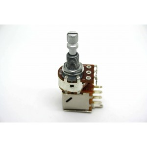 POTENTIOMETER B50K 50K LINEAR PUSH/PULL KNURLED SHORT SHAFT - METRIC