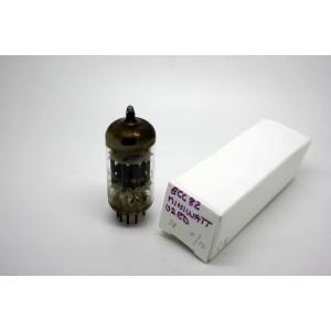 PHILIPS MINIWATT 12AU7 - ECC82 VACUUM TUBE - MICROTRACER TEST 79% 85%