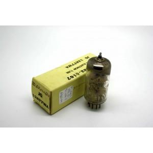 TELEFUNKEN 12AT7 - ECC81 VACUUM TUBE NOT FOR USE AUDIO! - MICROTRACER TEST