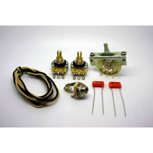 FENDER TELECASTER EXTRA DELUXE VINTAGE WIRING KIT 0.047uf & 0.001uF