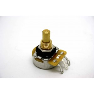 CTS 450GT 250K A250K LOGARITHMIC POTENTIOMETER SOLID SHAFT - J TAPER